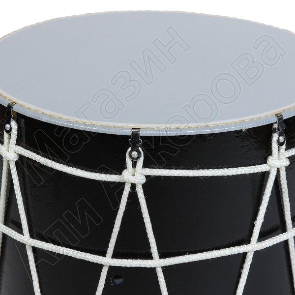 Профессиональный кавказский барабан ручной работы Дамира Мамедова (30-34см)