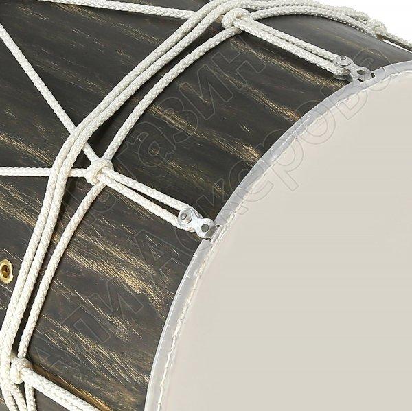 Профессиональный кавказский барабан ручной работы Ильхама Алекперова (32-34см)