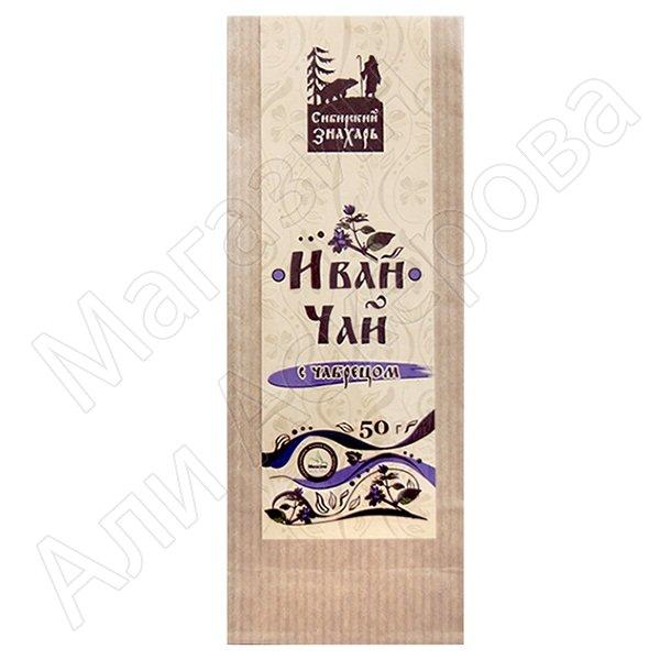 Натуральный иван-чай с чабрецом