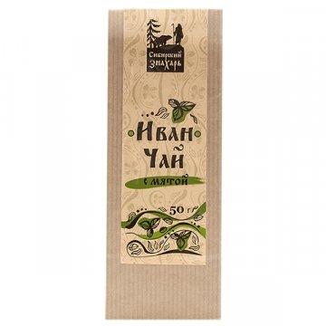 Натуральный иван-чай с мятой