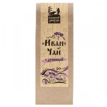 Натуральный иван-чай с душицей
