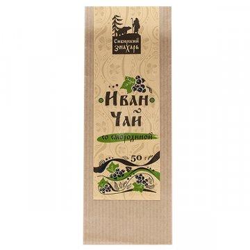 Натуральный иван-чай со смородиной