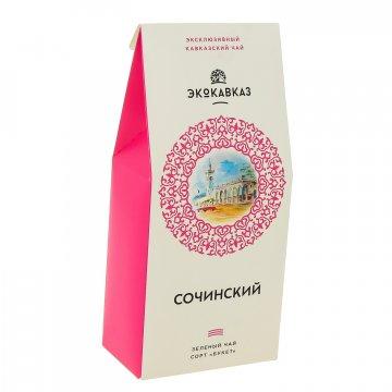 """Эксклюзивный кавказский зеленый чай с горными травами """"Сочинский""""  8315"""