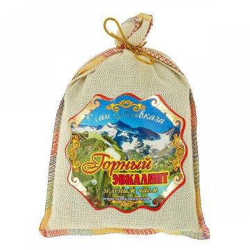 """Эксклюзивный кавказский зеленый чай """"Горный эвкалипт"""""""