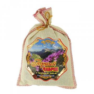 """Эксклюзивный кавказский черный чай """"Горный чабрец"""""""