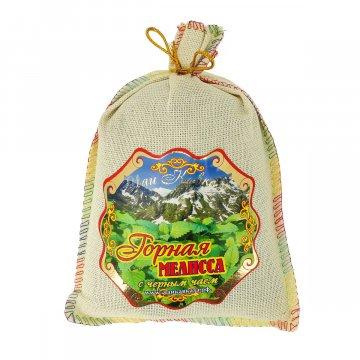 """Эксклюзивный кавказский черный чай """"Горная мелисса"""""""