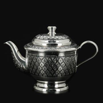 Серебряный чайник 250 мл