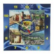 """Подарочные настенные часы """"Дербент"""" арт.9638"""