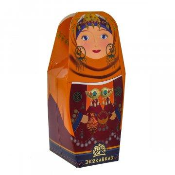 """Эксклюзивный кавказский черный чай с горными травами """"Балхар"""" в подарочной упаковке"""