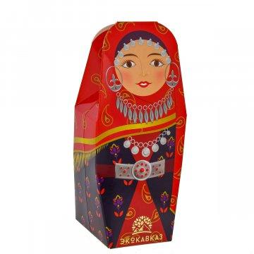 """Эксклюзивный кавказский тизан из горных трав """"Лезгинка"""" в подарочной упаковке"""