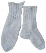 Джурабы-носки полушерстяные белые