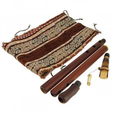 Профессиональный кавказский дудук (бас) ручной работы мастера Г.Тиграняна