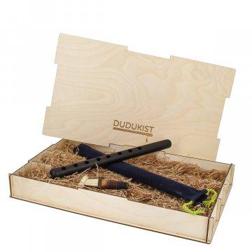 Профессиональный кавказский дудук (строй ДО) в подарочной упаковке мастера К.Мукаеляна