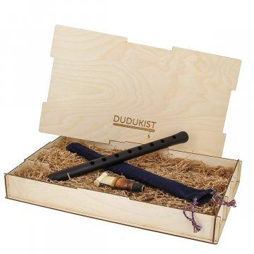 Профессиональный кавказский дудук (строй СИ) в подарочной упаковке мастера К.Мукаеляна