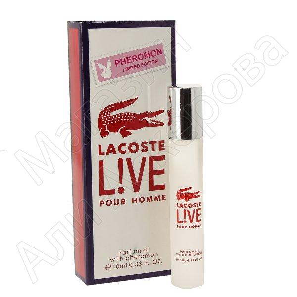 """Арабские духи """"Live pour homme"""" Lacoste"""