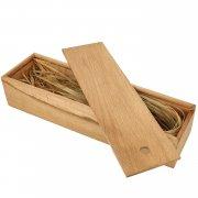 Деревянный футляр-пенал для ножа (32х9 см) арт.10017