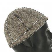 Грузинская национальная шапка Сванури из овчины арт.11768