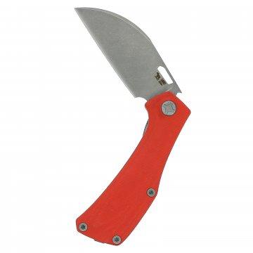 Складной нож Скорпион EVO wharncliffe (сталь K110, рукоять G10)