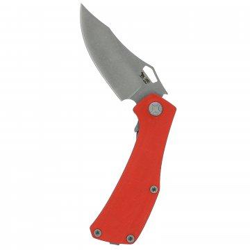 Складной нож Скорпион EVO bowie (сталь K110, рукоять G10)