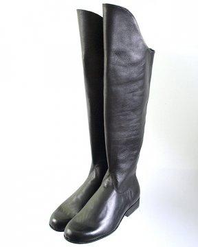 Охотничьи сапоги-ичиги из натуральной козлиной кожи ручной работы мастера Юсупа Исрафилова