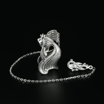 Серебряный ионизатор воды Золотая рыбка