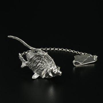 Серебряный ионизатор воды Рыбка