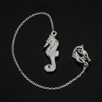 Серебряный ионизатор воды Морской конек