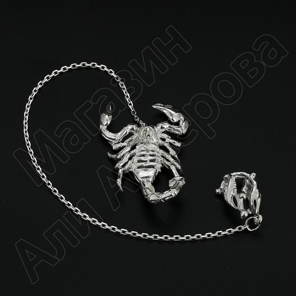 Серебряный ионизатор воды Скорпион