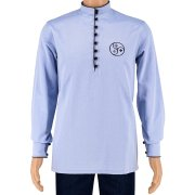 Кавказская мужская национальная рубашка арт.12256