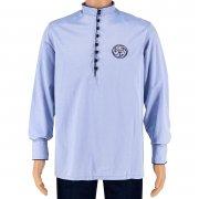 Кавказская мужская национальная рубашка арт.12257