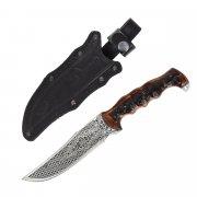 Туристический нож Скиф (сталь 65Х13, рукоять дерево)