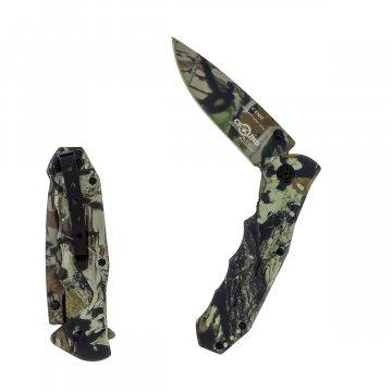"""Складной нож """"Camo"""" (сталь 8Cr13MoV, камуфляж)"""