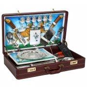 """Шашлычный набор в подарочном дипломате (серия """"Элит"""") арт.11270"""