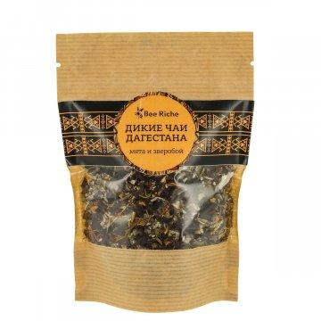 Дикий чай Дагестана (мята, зверобой)