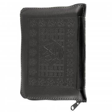 Коран на арабском языке карманный в чехле (14х10 см)
