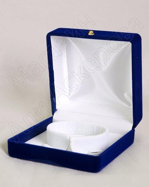"""Подарочная коробочка для браслета """"Синий бархат"""""""