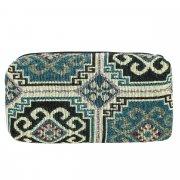 Косметичка в этно стиле из ткани ручной работы арт.10270