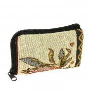 Кошелек в этно стиле из ткани (14х8 см)
