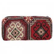 Косметичка в этно стиле из ткани ручной работы арт.10271