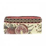 Косметичка в этно стиле из ткани ручной работы арт.11238