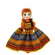 Текстильная кукла ручной работы арт.6544
