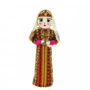 Текстильная кукла ручной работы (средняя) арт.6547