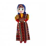 Текстильная кукла ручной работы (средняя) арт.6551