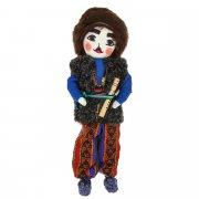 Текстильная кукла ручной работы (средняя) арт.6552