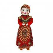 Текстильная кукла ручной работы (средняя) арт.6554