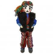 Текстильная кукла ручной работы (большая) арт.6558