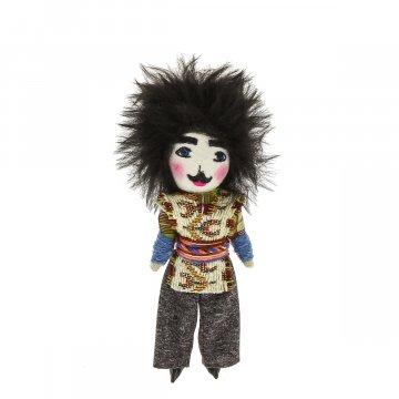 Кукла-магнит ручной работы