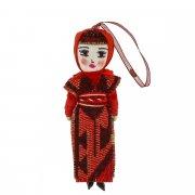 Текстильная кукла ручной работы арт.6571
