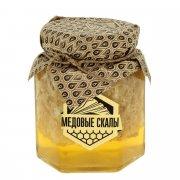 "Натуральный мёд с забрусом ""Медовые скалы"" (Дагестан) арт.9342"