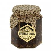 "Натуральный мёд с забрусом ""Медовые скалы"" (Дагестан) арт.9343"